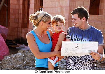 família jovem