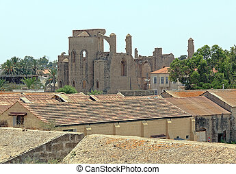 famagusta, (1359), sts., 教会, ポール, ピーター