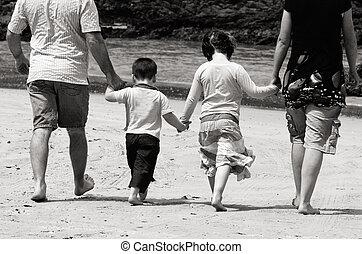 famiglia, vacanza