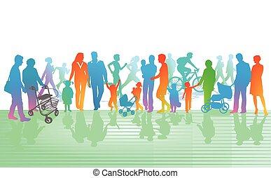Familen Freizeit - family life