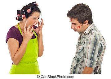 familia , conflicto