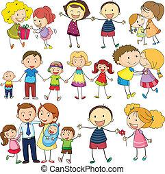 familia , conjunto