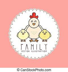 familia , diseño