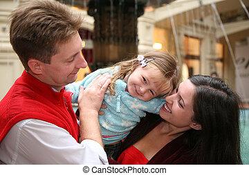 familia feliz, 2