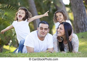 familia hispana