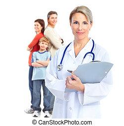 familie doktor