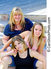 familie gruppe