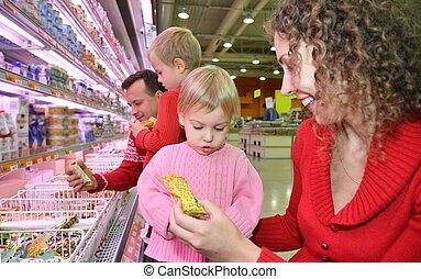 familie, kaufmannsladen