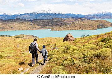 familie, patagonia