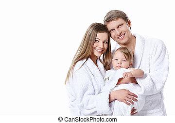 familie portrait