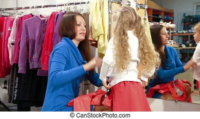 familie winkelen