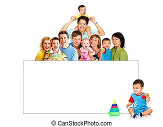 familien, glücklich