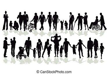Familien-Silhouetten.eps