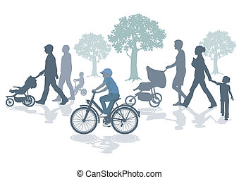 Families to walk