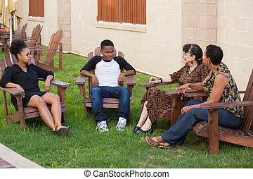 familj, diskussion