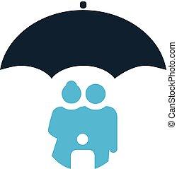 famille, assurance, santé