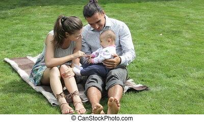 famille, extérieur