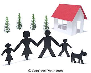 famille, hypothèque