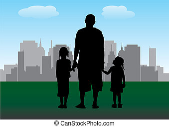 family and the city