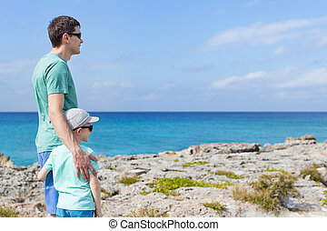 family at cayman islands