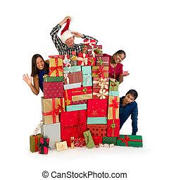 Family christmas presents