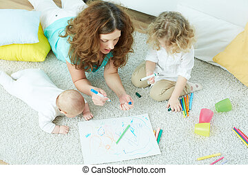 Family day-care