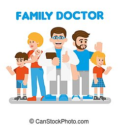 Family doctor Illustrations and Clipart. 4,157 Family ...