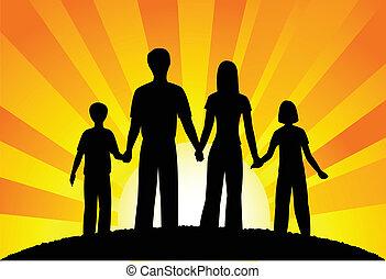 Family - Vector family