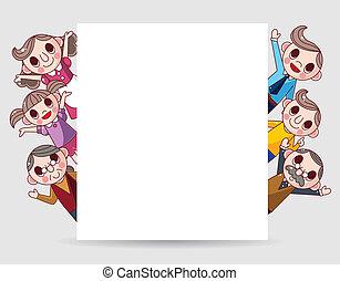 Family Frame Stock Illustrationby
