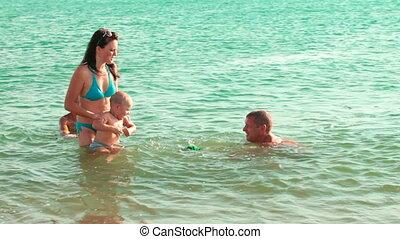 Family Fun Summer Beach Vacation
