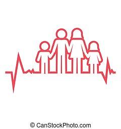 family health care icon