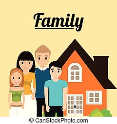 family home architecture image