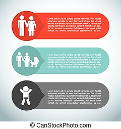 family infographic