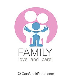 family love care logo