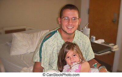 Family Member in the Hospital
