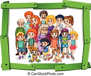 family members illustrations and clipart 5 826 family members rh canstockphoto com free clipart family members clipart of five family members