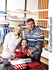 Family of customers