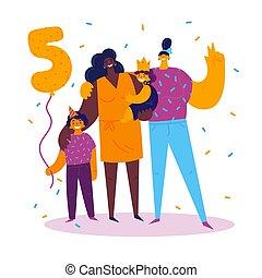 family., omosessuale, femmina, lgbt