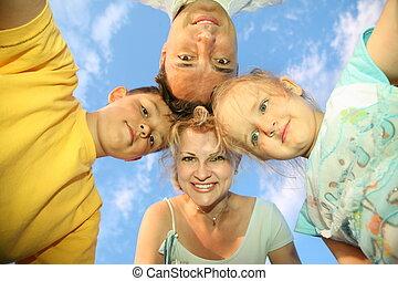 family sky