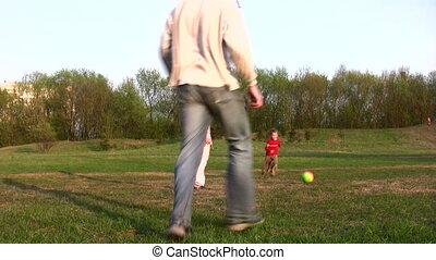 family soccer