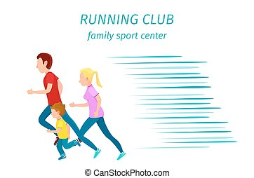 Family Sport Center Running Club Health Program