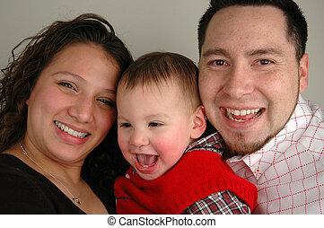 family - photo of a family