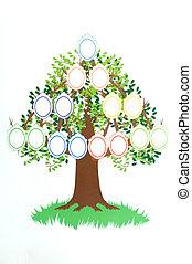 Family tree - Your Own Family Tree - Illustration