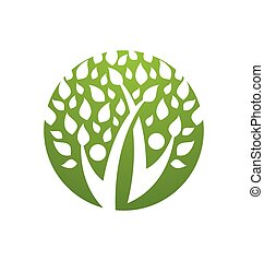 family tree logo template