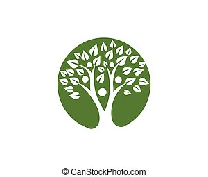 family tree symbol icon logo