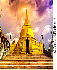 """Famous Bangkok Temple - """"Wat Pho"""""""