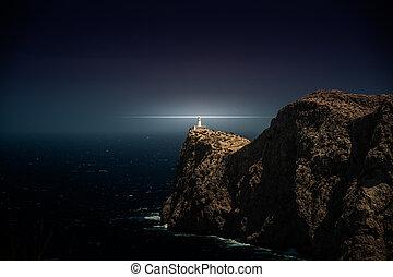 Famous Cap de Formentor, Mallorca island, Spain - Famous Cap...