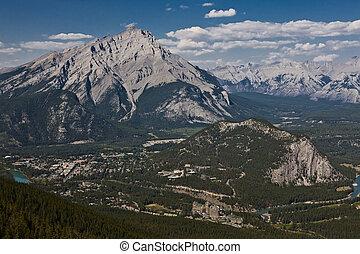 Famous Fairmont Banff Springs Hotel - Banff - Alberta -...