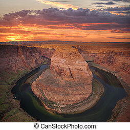 Colorado River in northern Arizona