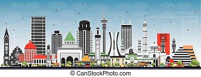 Famous Landmarks in Africa.